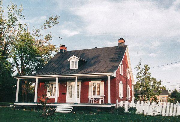 Maison Québécoise 1840