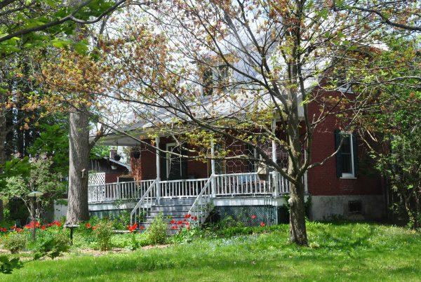 Maison située au 155, rue Beaumont Est