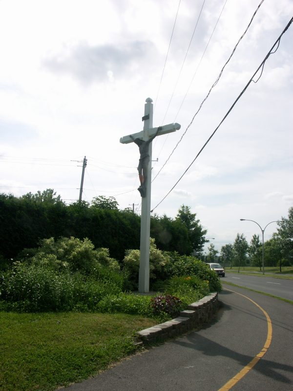Croix de remplacement et contexte