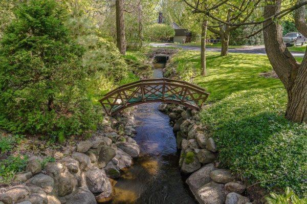 Le ruisseau du Moulin